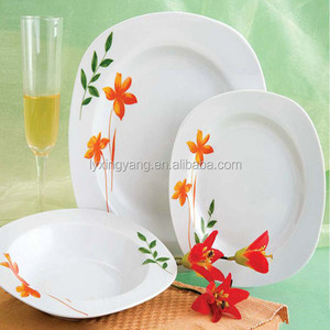 luxury porcelain tableware, buffet tableware, german tableware