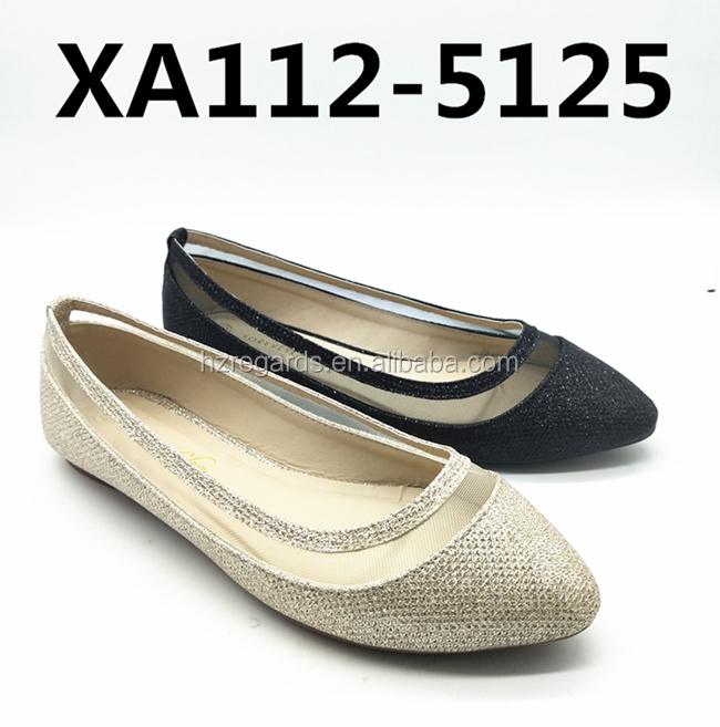 Woman Shoes New Designs Flat Sandals