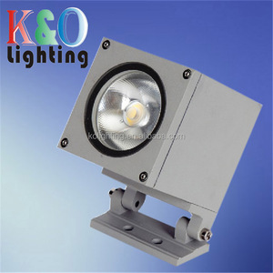static color 15w LED Flood light for outdoor stadiums