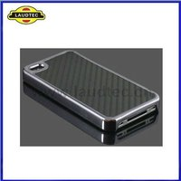 New Stylish Carbon Fiber Hard case for Apple iphone 4,Plastic Back Cover Case