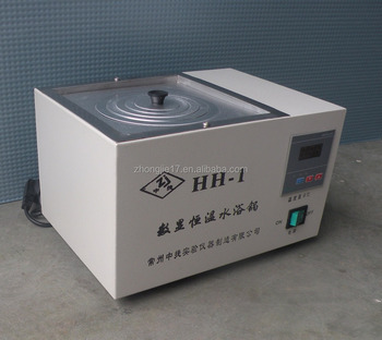 Hot sale laboratory one hole water bath with temperature controller