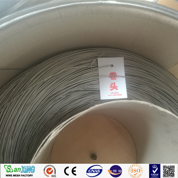 1,2 мм проволока диаметр цинковая проволока Китай