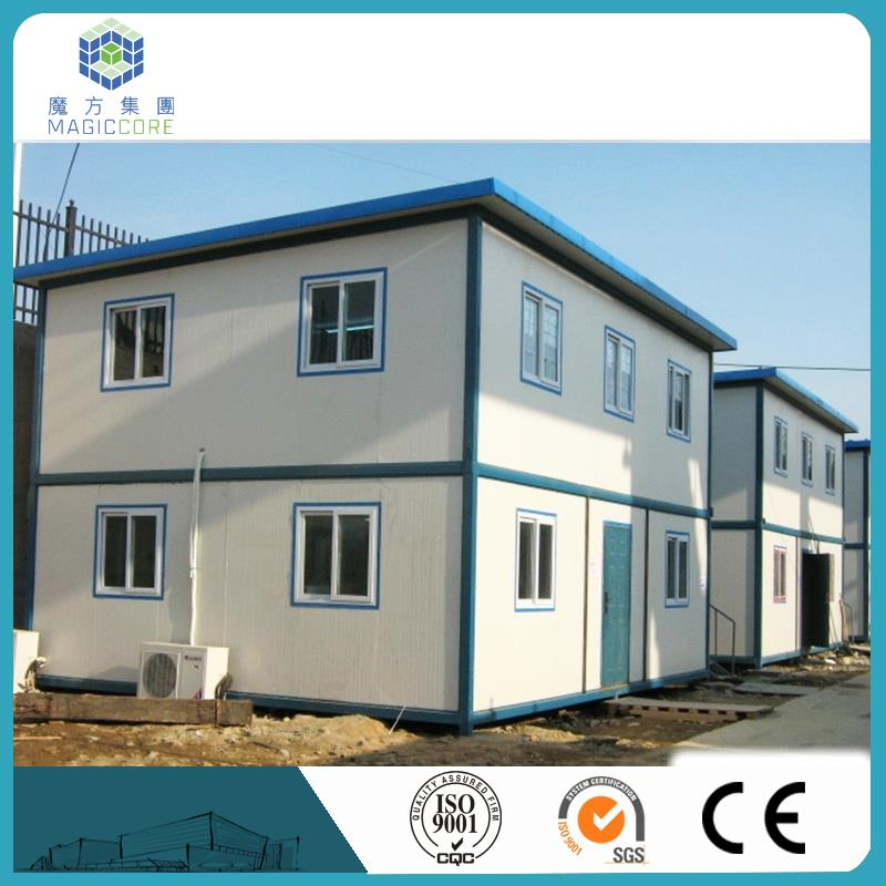 low cost commercial demountable house small mobile movable cheap house building
