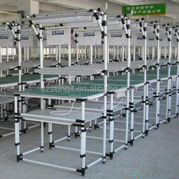 Lean Pipe Work Station For Lean Pipe Assembly Line Buy