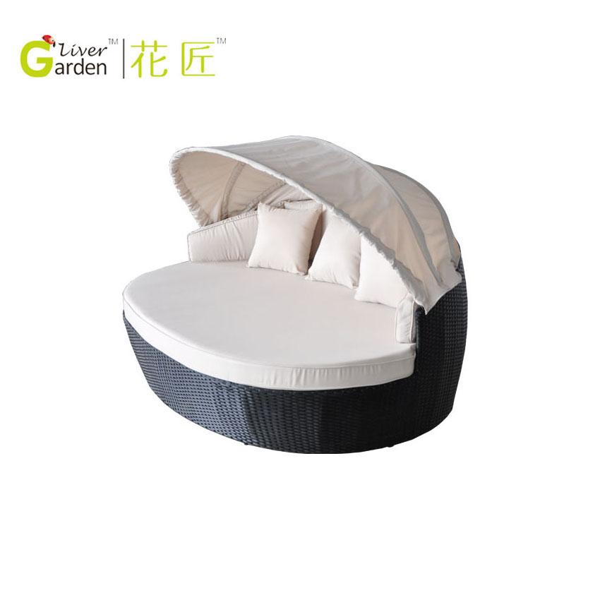 Finden Sie Hohe Qualität Outdoor Korbgeflecht Sofa Baldachin Hersteller Und  Outdoor Korbgeflecht Sofa Baldachin Auf Alibaba