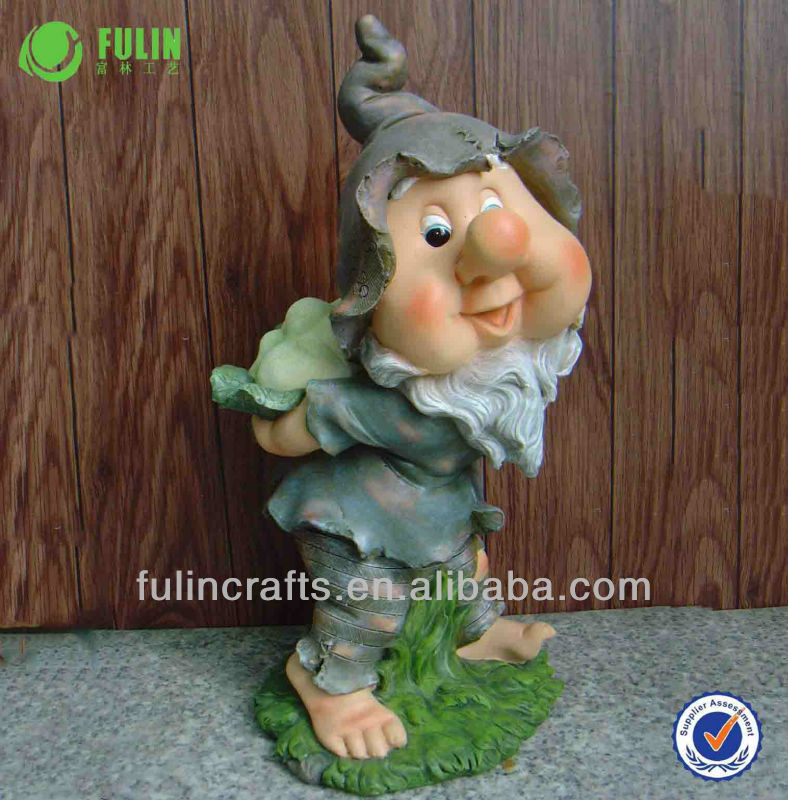 Top Selling Garden Resin Handmade Fairies