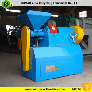 Used tires recycling processing equipment rubber powder grinding machine