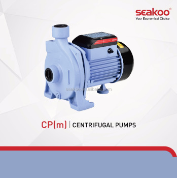 CP(m) CENTRIFUGAL PUMPS