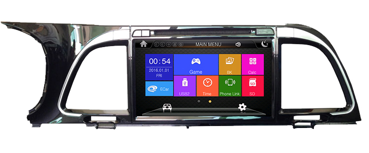 EXW Price OEM Car Autoradio Wince System for K4 Car Auto DVD GPS Navigation Car Entertainment Fast Wince System
