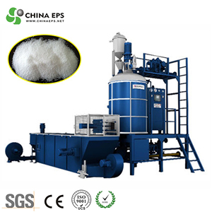 pre-expander supplier small foam forming machine widely used expanded eps pre-expander