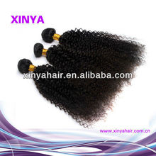 Charming price excellent quality brazilian curly hair extension mindreach hair