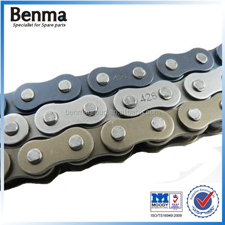 1023 steel 428h 116L motorcycle chain for TITAN 125