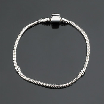 Pandoora Thin Cuff Chain Bracelet 925