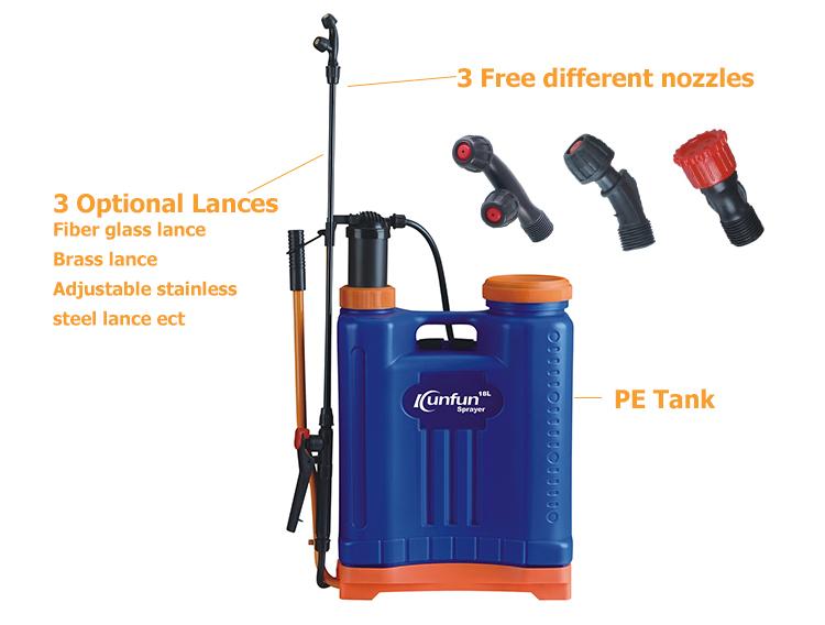 China Taizhou Factory Supplier Hand Back/pump/spray Machine ...