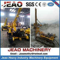 10% OFF Open Air Mountain Crawler Earth Blast Ground Hole Drilling Machine For Mining JBP100B(20m , 30m ,40m Deep)