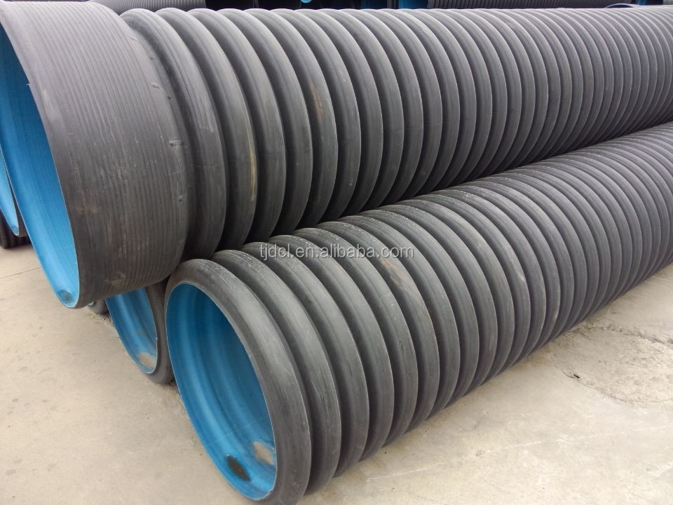 Hdpe inch quot corrugated drainage pipe prices