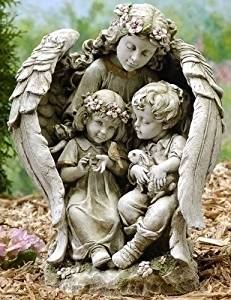 Superieur Get Quotations · Guardian Angel Garden Statues [47625]