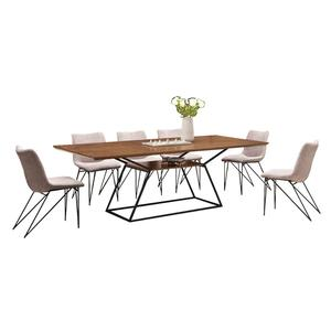 Contemporary MDF Dining Table Made In China