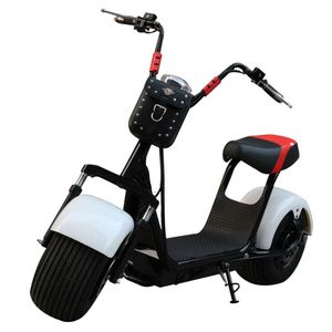 1000W Double Set Battery Big Wheel China Electric Scooter