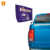 car flag stands window clips advertising banner