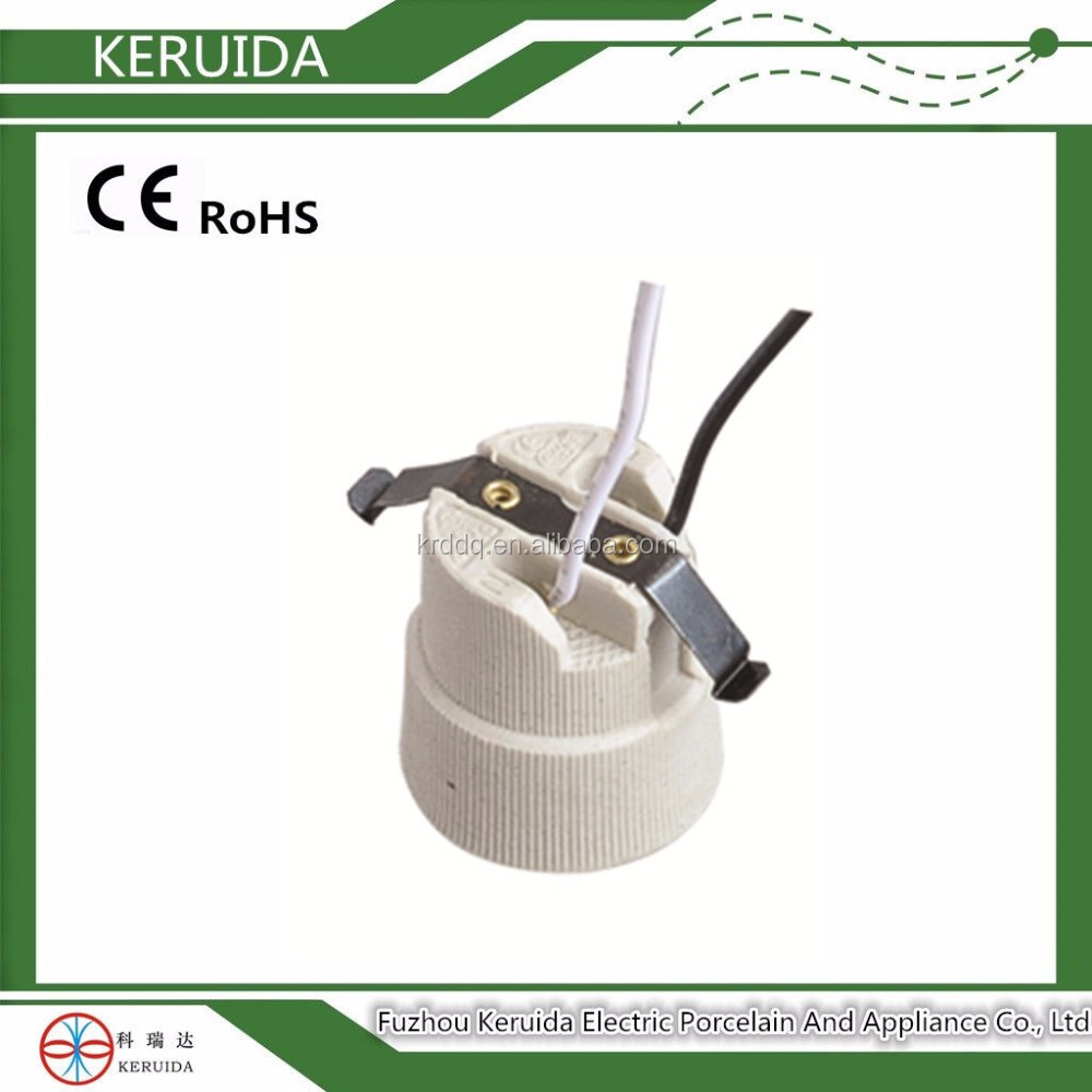 Ceramic E27 Bulb Holder Wholesale, Bulb Holder Suppliers - Alibaba for Electric Bulb Holder  153tgx