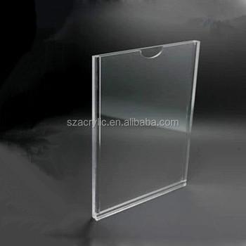 A4 Size Acrylic Brochure Holders Buy A4 Size Acrylic