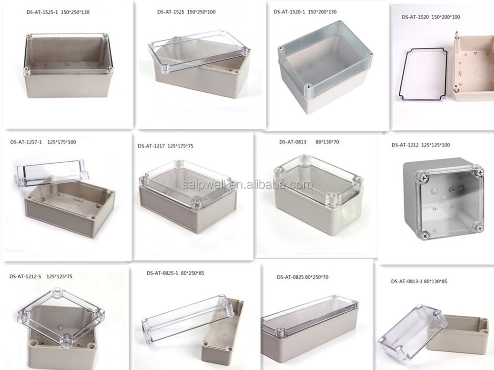 Saip Saipwell High Quality Electrical Panel Box Sizes Outlet Size