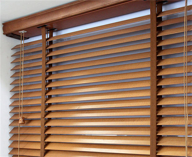 Bedroom Electric Blinds