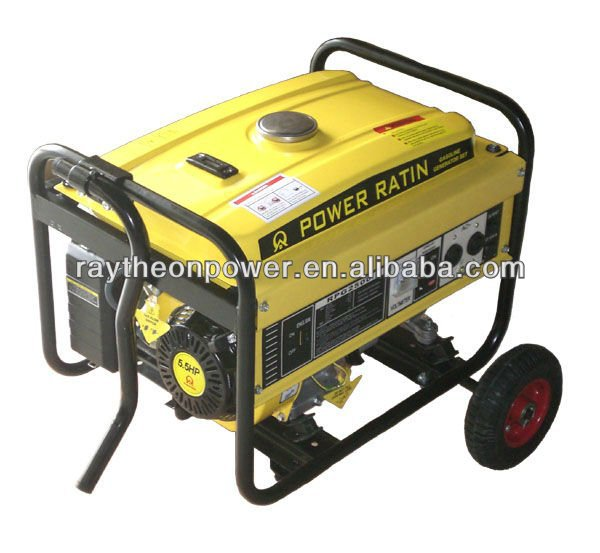 12v DC Honda type 100% copper wire petrol generator 2.5kw