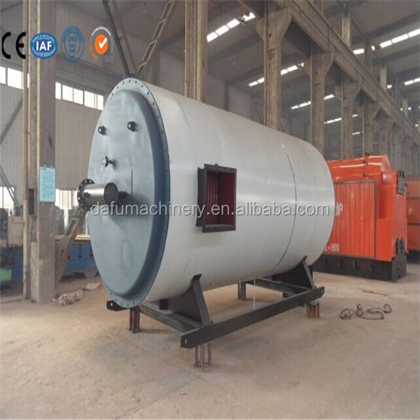 China Good Quality Heat Conducting Oil Boiler / Thermal oil boiler with Good Price