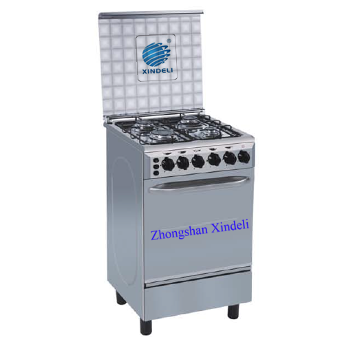 Hot selling table gas cooker free standing gaz oven in Zhongshan with CB SASO EN30 cartificate