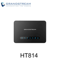Grandstream 4 ports FXS Passerelle VoIP <span class=keywords><strong>ATA</strong></span> Adaptateur Analogique HT814