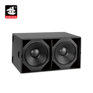 XD-218S 6400W Big Power Subwoofer Bass Speaker
