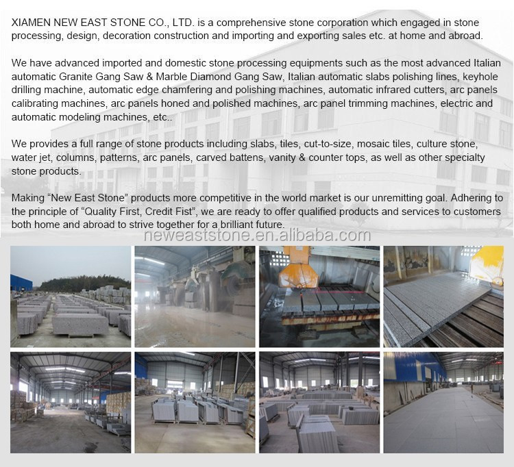 Chinese Suppliers Stepping Stone Marble And Granite Black Old ...