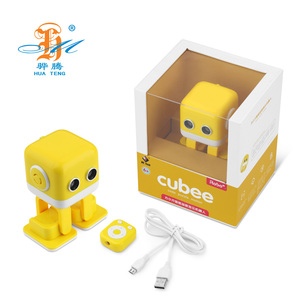 Hot Sale WL Toys F9 Cubee programmable robot toy Intelligent Smart Dancing Musical Educational RC Robot