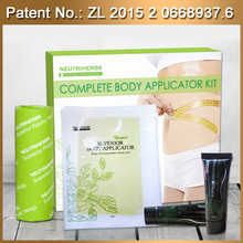 Top Sell Neutriherbs Ultra Slim Patch Tummy Slimming Belt Skin Tightening Ab Slim Weight Loss Wrap Thing to Lose Weight