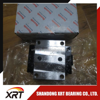 Rexroth Ball Rail Systems Runner Block R166631320