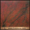 persian red red travertine tile