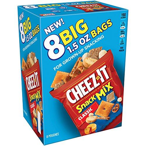 Cheez-It Snack Mix, Classic, 12 oz