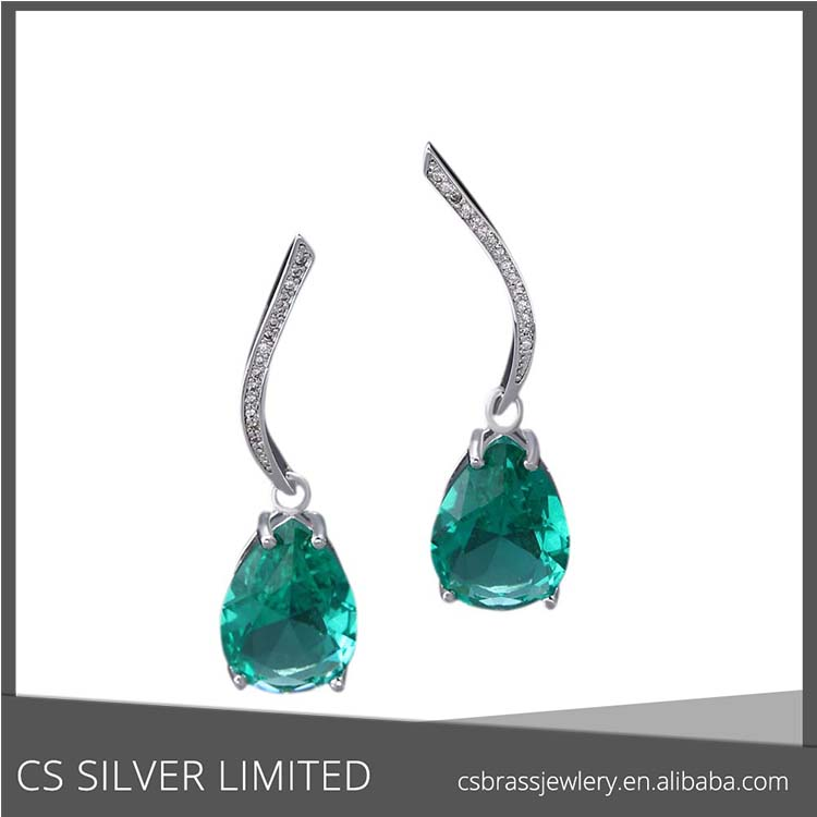 2017 Hot-Selling high quality low price bali jewelry earring 0-15432