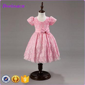 1ba243d29 Última Moda Vestidos De Fiesta Para Niñas De 4 Años Bebé Chica Vestido De  Flowergirl Patrones Niños Ropa Casual - Buy Flowergirl Vestido ...