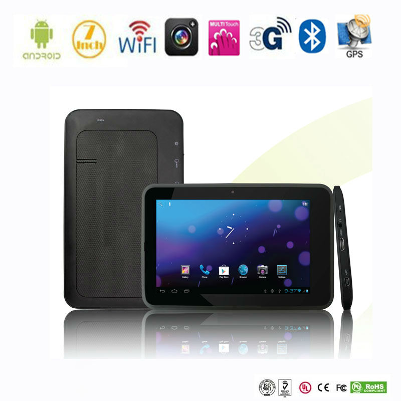 android 4.0 GPS tablet pc