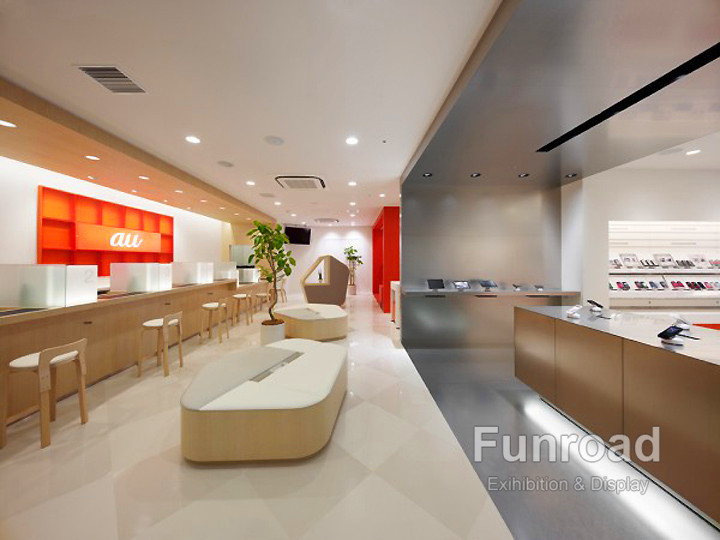 Luxury Bespoke Mobile Phone Retail Shop Decoration For Hot Sale ...