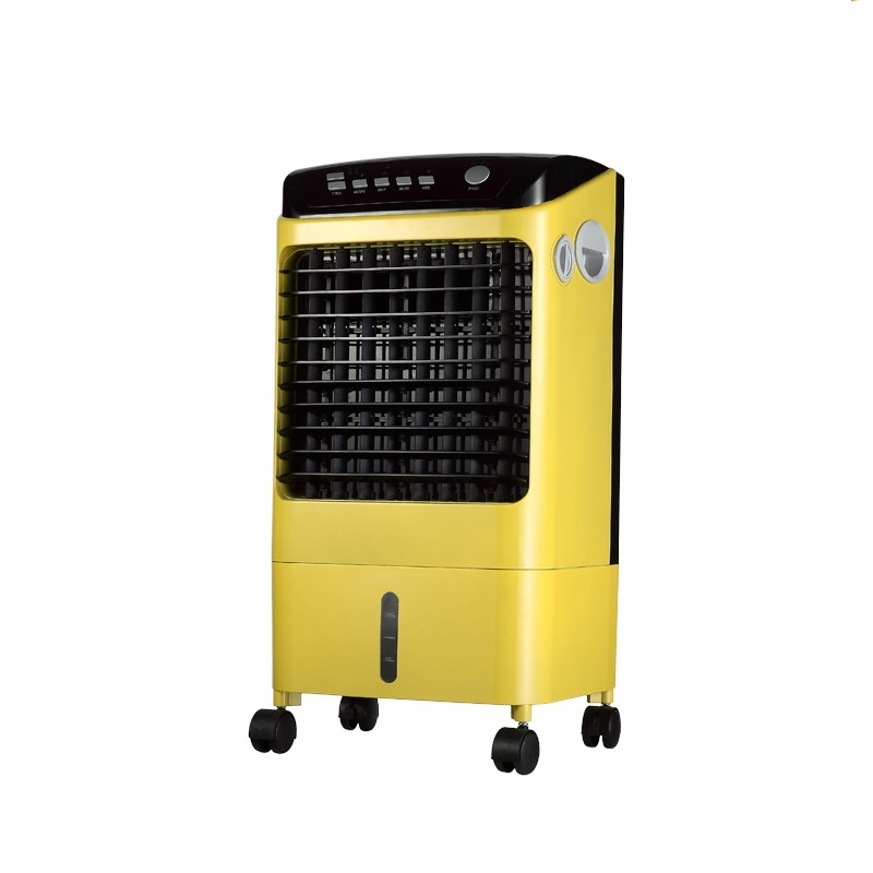 China Portable handheld evaporative floor standing <strong>air</strong> cooler fan for room