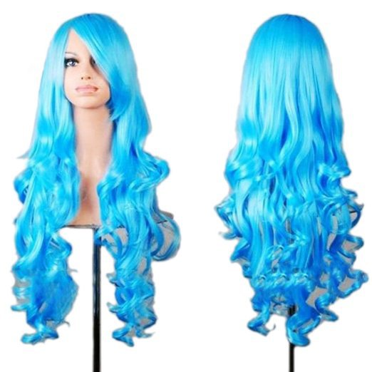 Cheap Costume Blue Hair Find Costume Blue Hair Deals On Line At