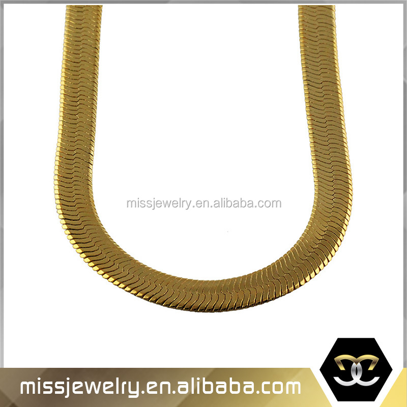 gold grande yellow heavy available cut high solid and necklace rope chains quality chain real d collections