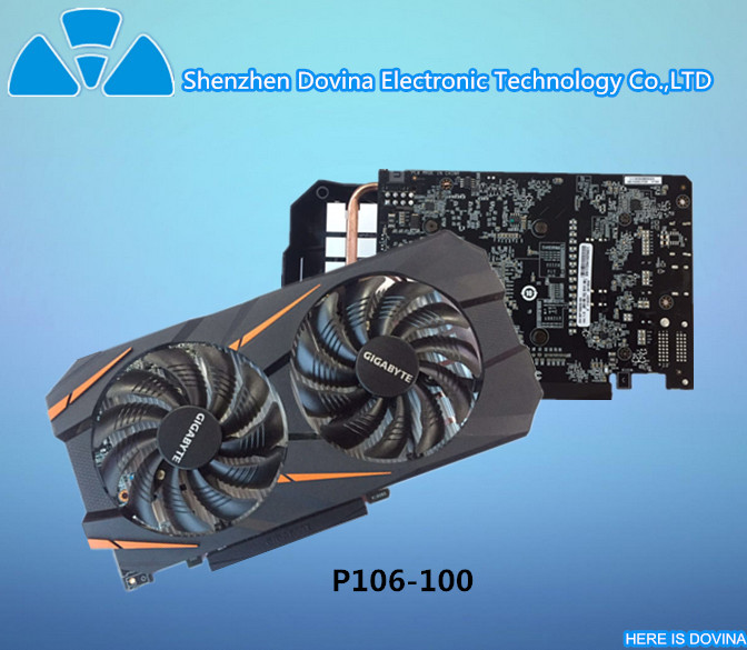 colorful P106 graphics cards stock
