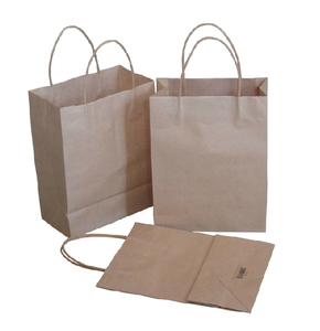 Good Design Custom Kraft Paper For Fruit Packaging / Banana Paper Bag For Wholesale