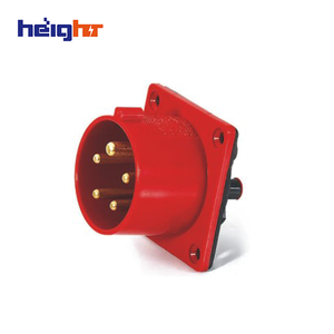 HEIGHT HT-615 HT-625 industrial 32a 5 pin plug socket