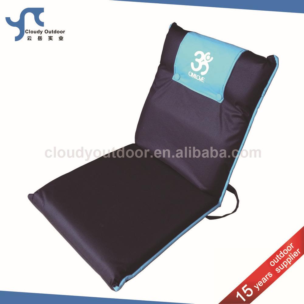 Backrest Adjustable Padded Folding Portable Floor Seat Chair   Buy Portable  Floor Seat Chair,Padded Folding Portable Floor Seat Chair,Backrest ...